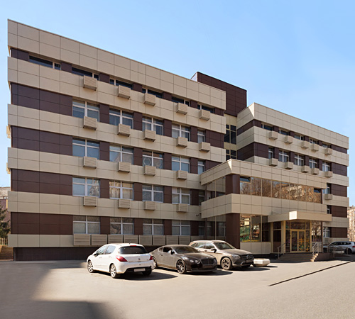 Central Polyclinic Litfonda - private clinic in Moscow