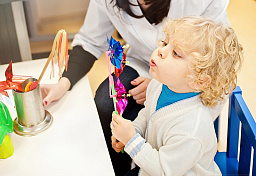 Children's speech therapist